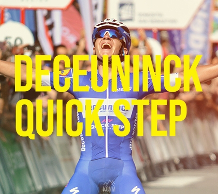Remco Evenepoel of Deceuninck Quick Step cycling team